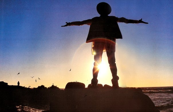 Michael Jackson dances his Dream © Spiritual and Musical Education from Beyond