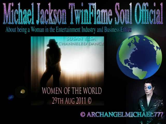 Women of the World Music Business and Ethics Article © Michael Jackson TwinFlame Soul Official